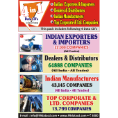 Indian Exporter, Mfg.,Dealer, Distributor & Top Corporate Combos