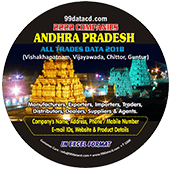 Andhra Pradesh-Vijaywada, Chittor (All Trades) Data