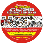 Auto & Automobiles  Electronic & Electricals Data