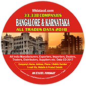 Bangalore & Karnataka  (All Trades) Data