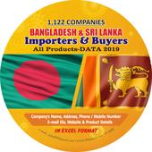 Bangladesh & Sri Lanka Importers & Buyers