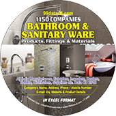 Bathroom & Sanitary Ware (All India) Data