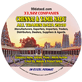 Chennai & Tamil Nadu (All Trades) Data