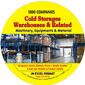 Cold Storages  Warehouses & Related Data