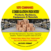 Corrugation Industry Products & Machinery Data