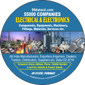 Electrical & Electronics Components Data