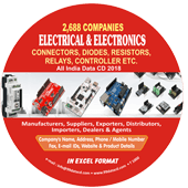 Electrical & Electronics  Connectors, Relays