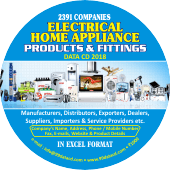 Electrical Home Appliances  Products & Fittings