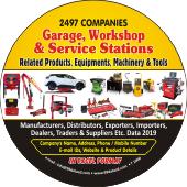 Garage, Workshop & Service  Stations Data