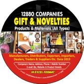 Gift & Decorative Data