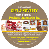 Gift & Novelty Products, Accessories Data