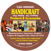 Handicraft Products &  Accessories Data