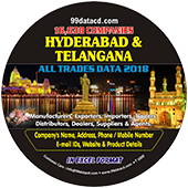 Hyderabad &  Telangana (All Trades) Data