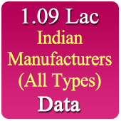 Indian Manufacturers (All Trades) Data