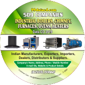 Industrial Boiler, Chimney, Furnaces, Ovens, Heaters Data 2019
