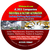 Industrial & FactoryAutomation Data