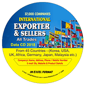 International Exporters &  Sellers Data