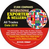 International Exporters &  Sellers Data
