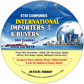 International Importers &  Buyers Data