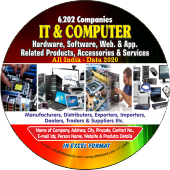 IT & Computer Hardware & Software Data