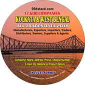 Kolkata & West Bengal  (All Trades) Data