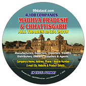 Madhya Pradesh &  Chhattisgarh (All Trades) Data