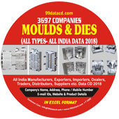 Moulds & Dies  (All Types - All India) Data