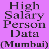 76,173 High Salary Persons Data (Mumbai) - In Excel Format