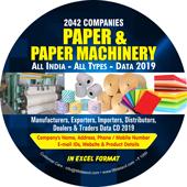 Paper & Paper Machinery  Data