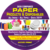 Paper Products & Disposables Data