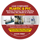 Plastic & PVC Machinery  Extrusion & Spares