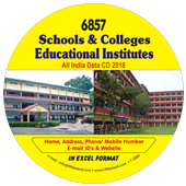 School, Colleges &  Institutes (All India) Data