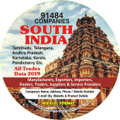 South India (All Trades) Data