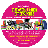 Stationery & Other Office Products Data