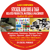 Sticker, Barcode & Tags  Products, Materials