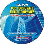 Top Corporate & Ltd. Companies (All India) Data