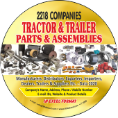 Tractor & Trailer  Parts Data