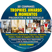 Trophies, Awards & Momentos Data