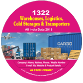 Warehouses, Logistics Cold Storages & Transporters