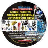 Welding Products, Machinery  & Equipments Data