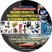 2,544 Welding Products, Machinery  & Equipments Data - In Excel Format