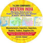 74,509 Western India All Trades Data - In Excel Format