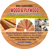 Wood & Plywood  Products & Materials Data